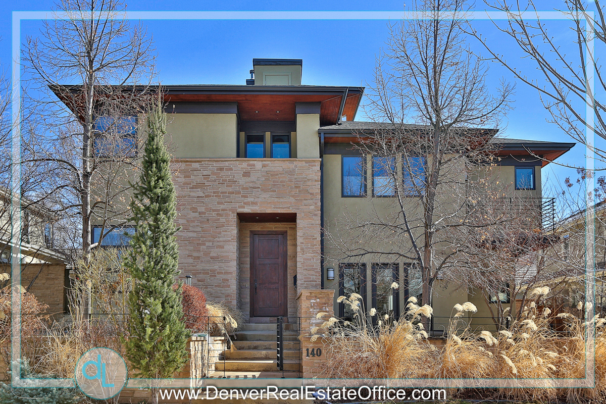 Monroe Street Homes In Cherry Creek Gorgeous