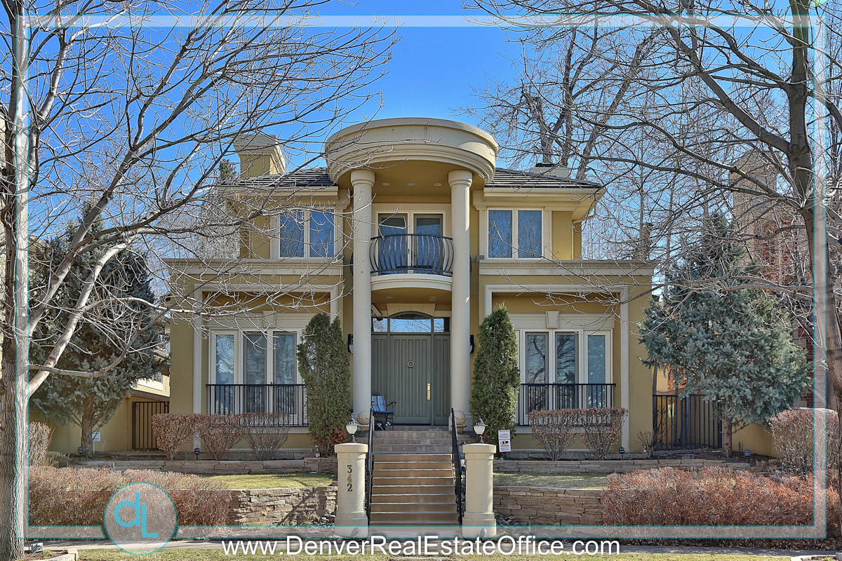 Monroe street homes in cherry creek gorgeous for Cherry creek builders