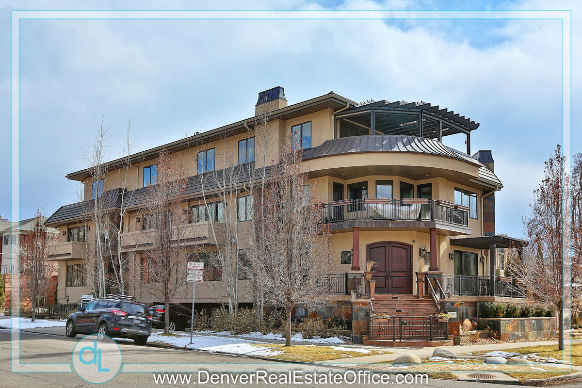 Fillmore street homes in cherry creek denver cherry for Cherrycreek