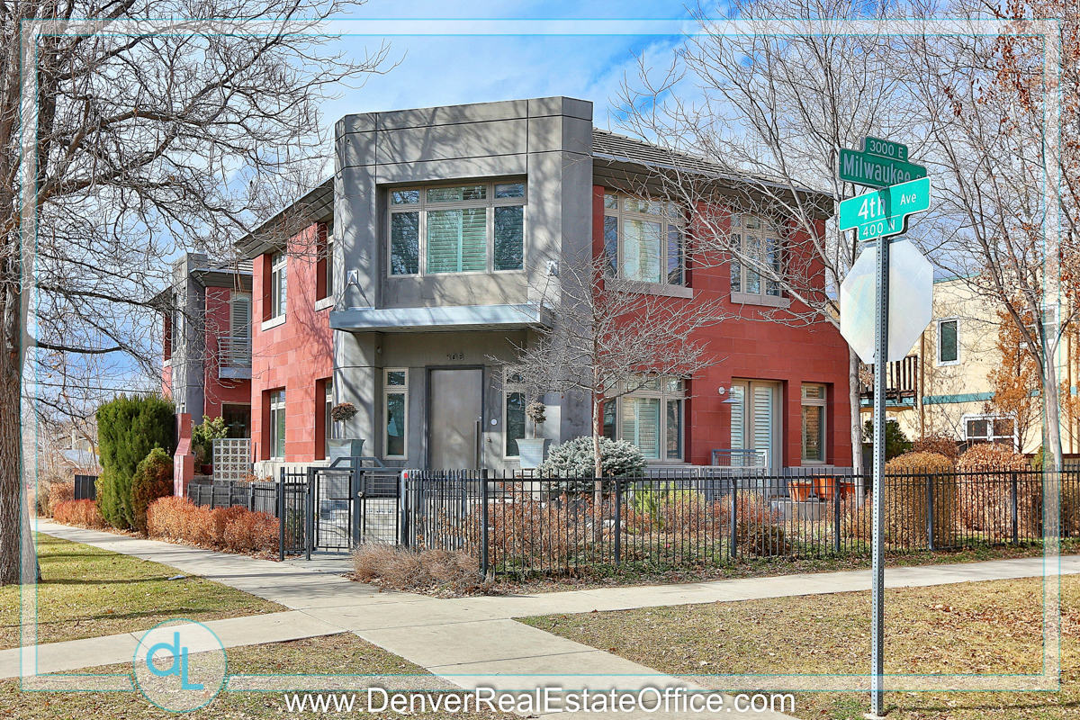 405 Milwaukee Street Denver CO 80206