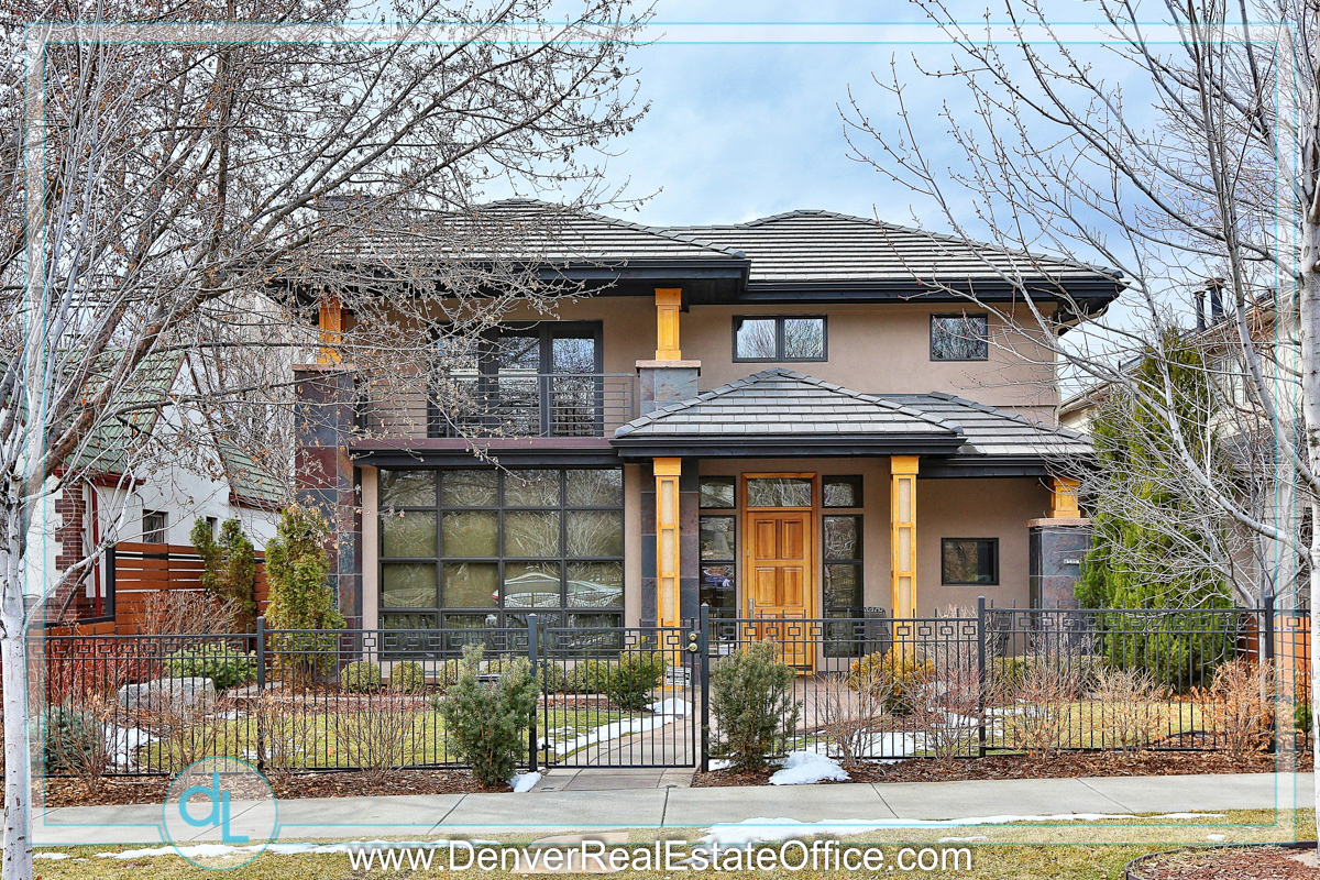 Steele Street Homes in Cherry Creek