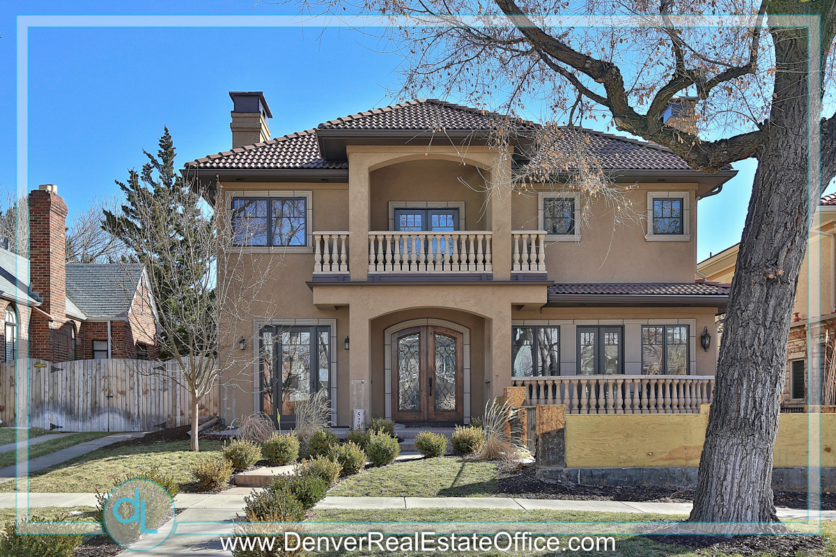 Monroe Street Homes in Cherry Creek – Gorgeous Architecture