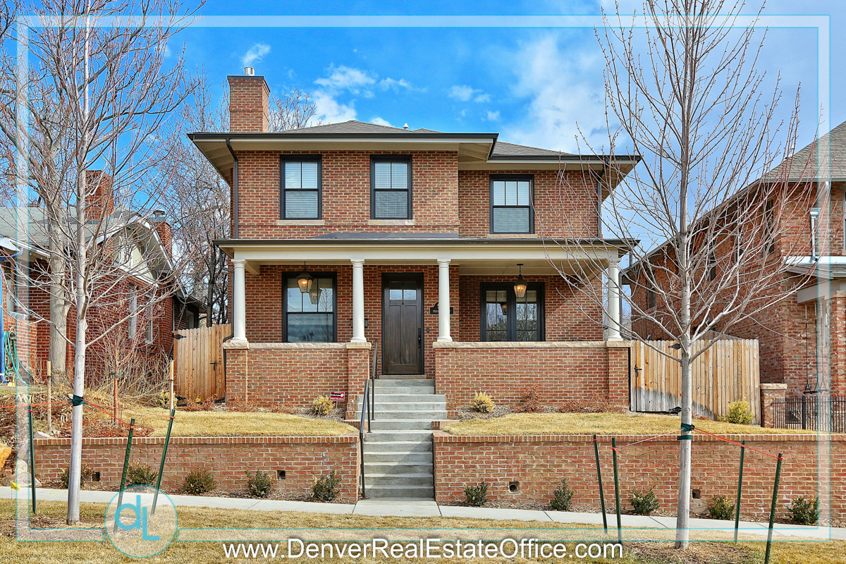 Fillmore Street Homes In Cherry Creek Denver Cherry